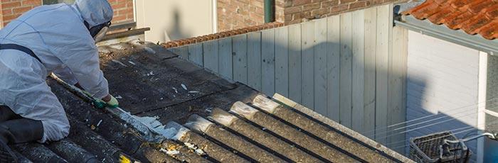 asbest verwijderen Dordrecht