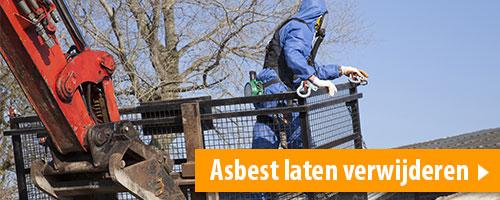 asbestdak verwijderen